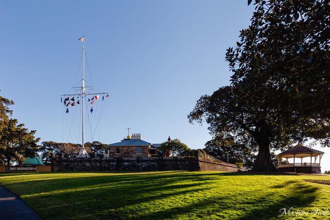 オーストラリア最古の天文台「シドニー天文台(Sydney Observatory)」