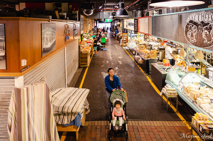 アデレードの台所「セントラル・マーケット」で食べ歩き