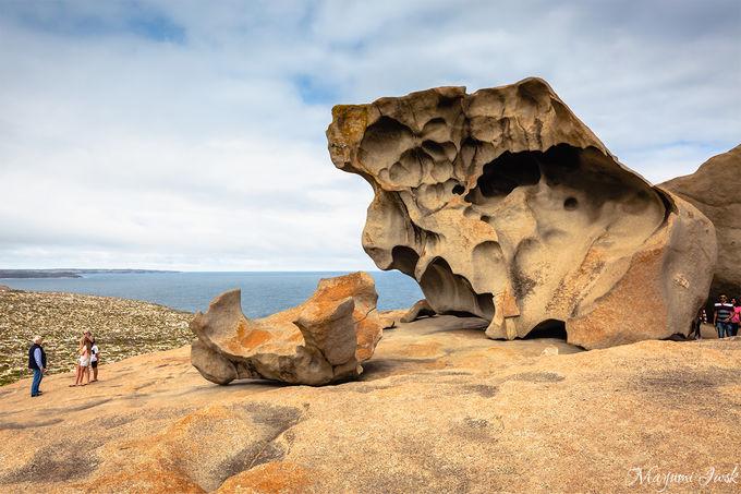 2. 「リマーカブル・ロックス」で自然の造形美を楽しむ