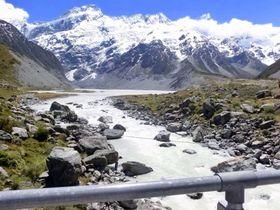 大自然に感動!ニュージーランド南島の絶景観光スポット
