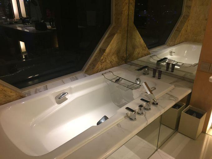 1日目夜:マリーナ・ベイにあるホテルにチェックイン