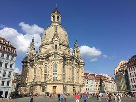 ドレスデンおすすめ観光スポット10選 空襲から復興した街を歩く