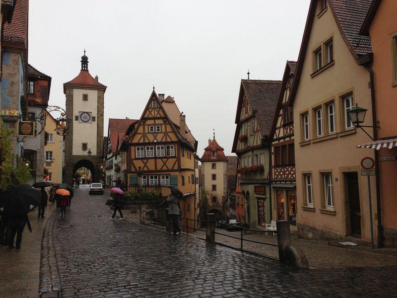 中世の雰囲気が残る街!ローテンブルクおすすめ観光スポット5選
