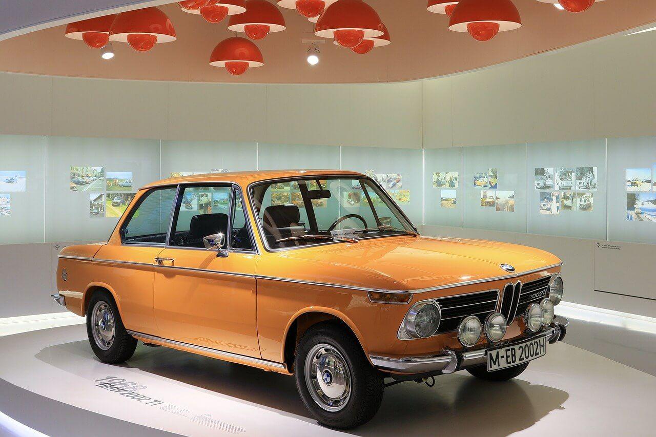 車好き必見!「BMW博物館」