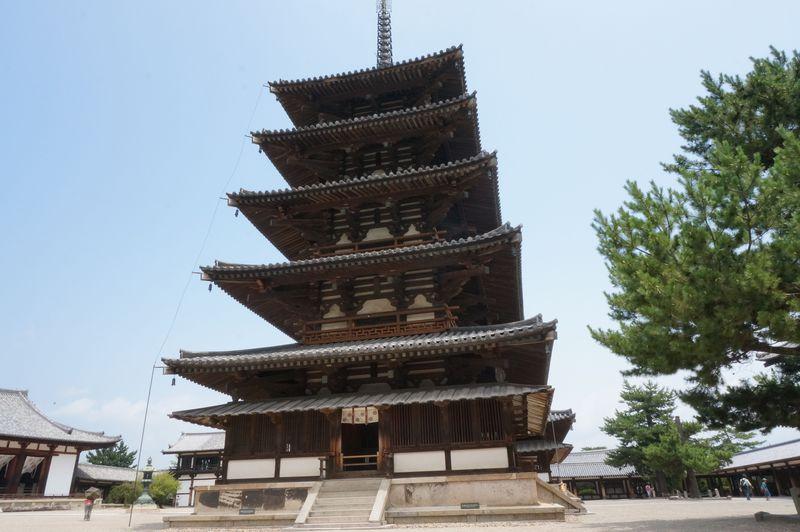 法隆寺とその周辺の観光スポット7選 古代史をたどる歴史散歩 | LINE ...
