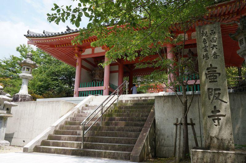 浄瑠璃「壺坂霊験記」の舞台、奈良・壷阪寺はまるでテーマパーク