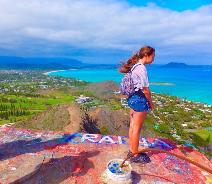 5.ハワイ女子旅3泊5日モデルコース/ハワイ