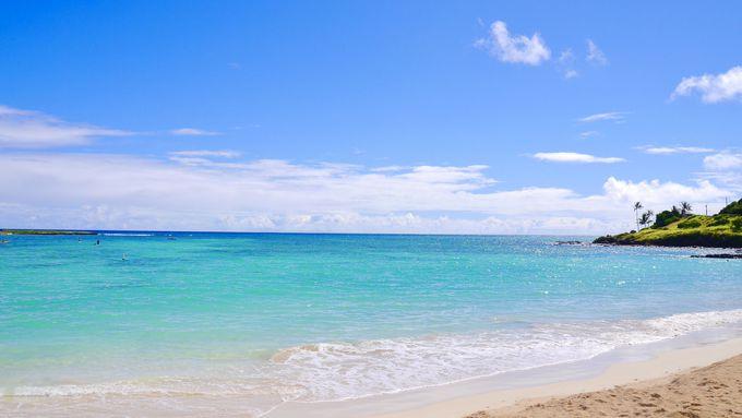 9.カイルアビーチ