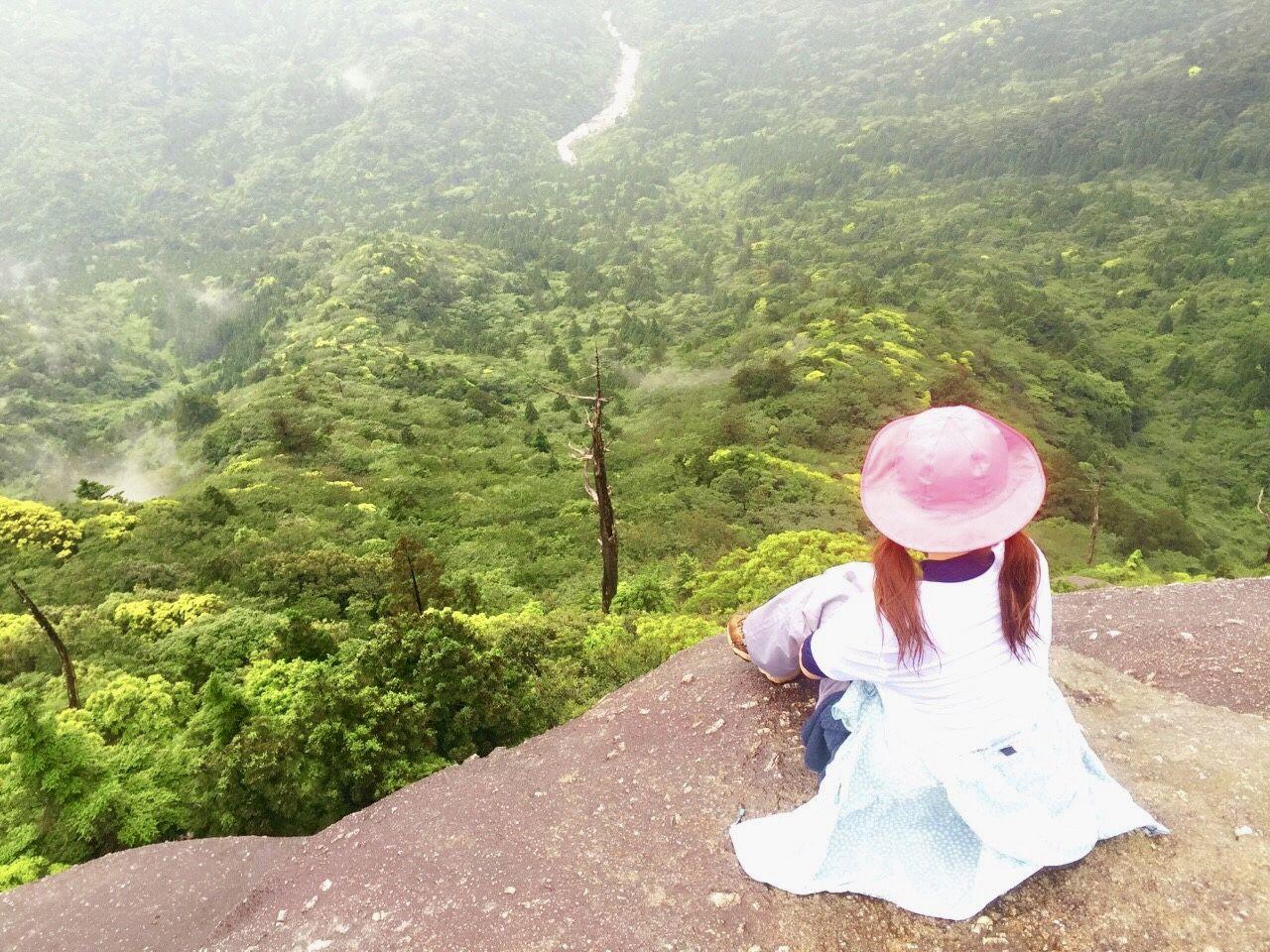 神秘的な世界「白谷雲水峡」