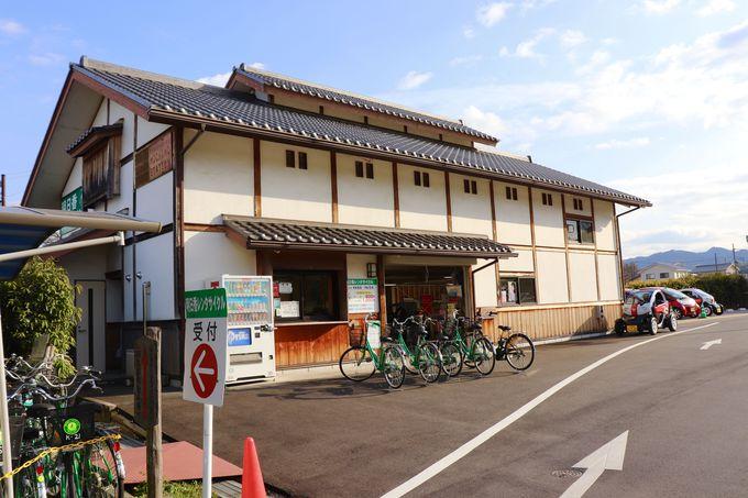 11時:古き良き日本、明日香村へ!