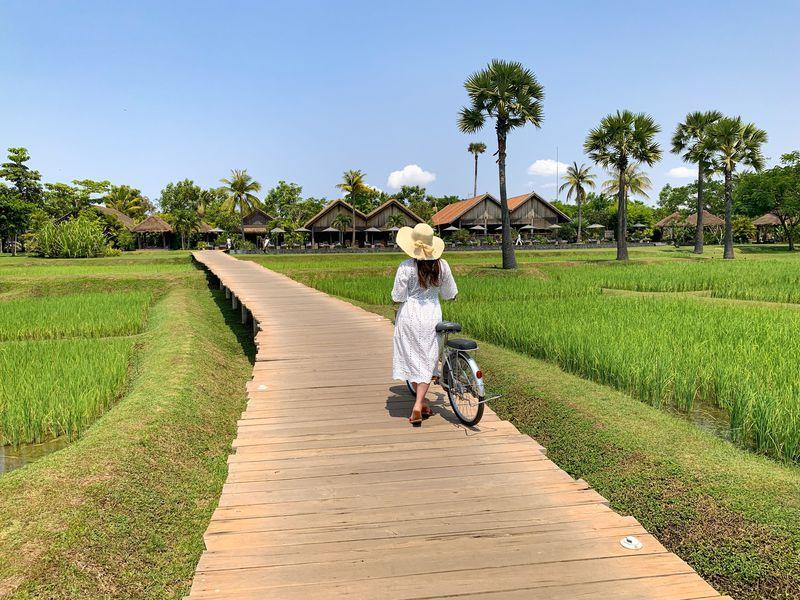 秘密にしたい!カンボジアの田舎リゾート「プームバイタン」