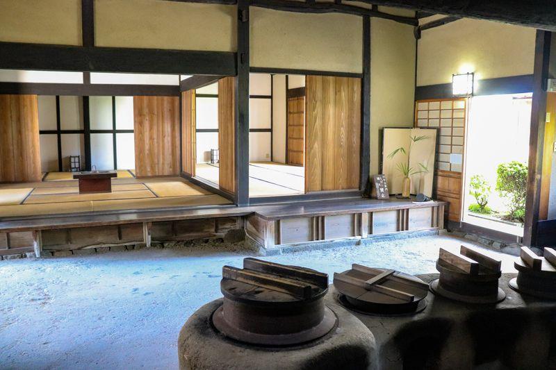 重要文化財「旧米谷家住宅」を見学!