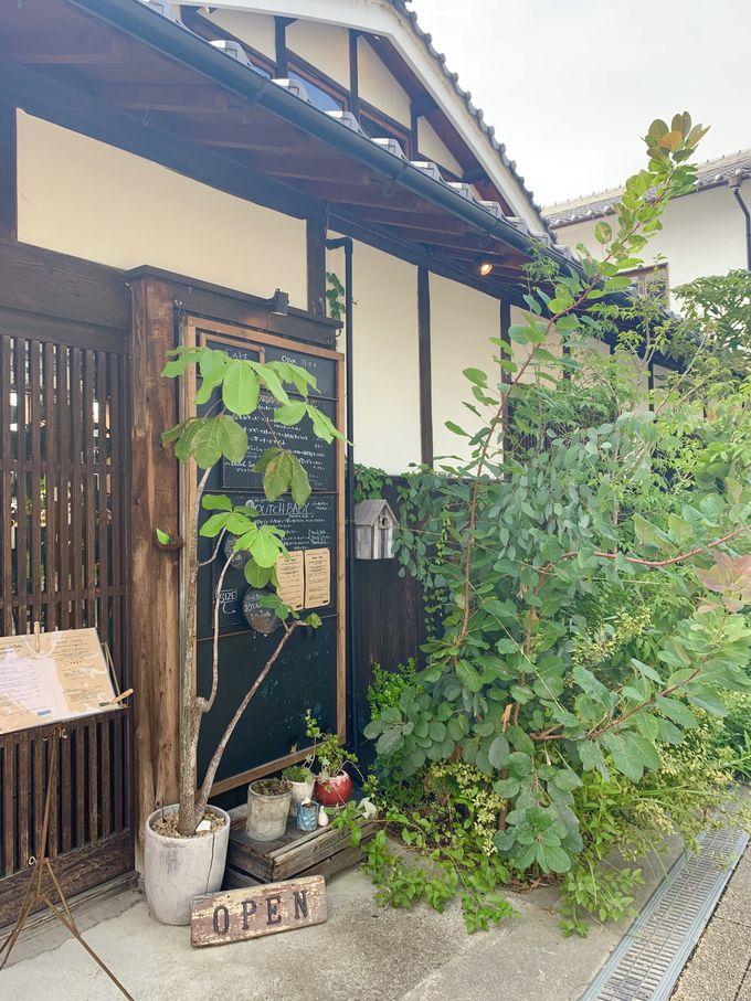 今井町で外せない古民家カフェ「ハックベリー」