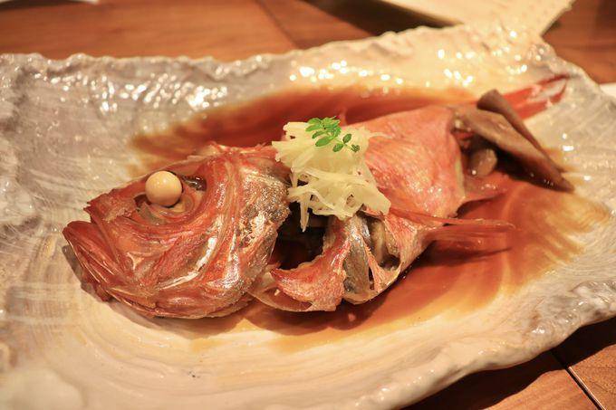 下田ならではの新鮮な海の幸に舌鼓!