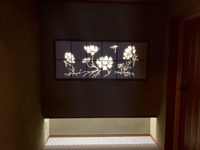 古き良き日本の伝統的な数寄屋造り客室にうっとり!