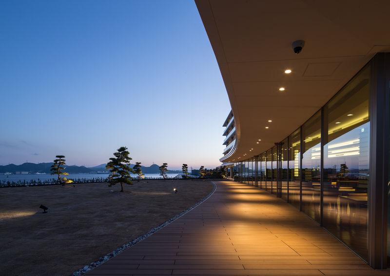 関門海峡の絶景を独り占め!山口・下関温泉「風の海」