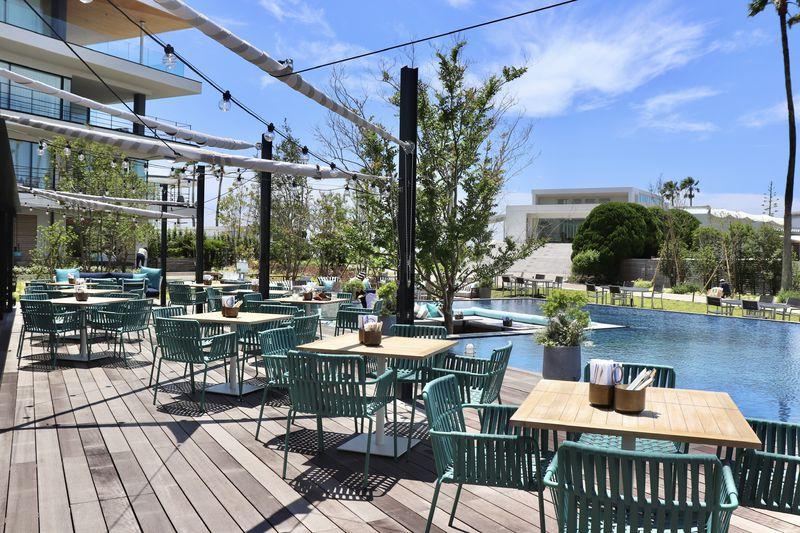 LA人気カフェ「マリブファーム」がリビエラ逗子マリーナに日本初上陸!