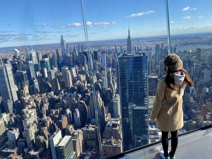 ニューヨークの新ランドマーク「Edge」で感動体験を!