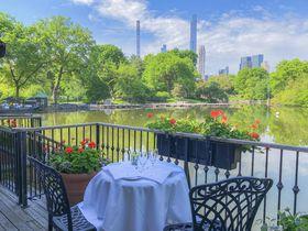 セントラルパークのおしゃれすぎるレストラン!NY「ローブボートハウス」