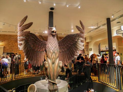 世界最大の「ハリーポッターショップ」ニューヨークにオープン!