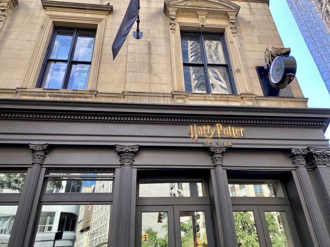 「ハリーポッターショップ」はどんなお店?入店方法は?