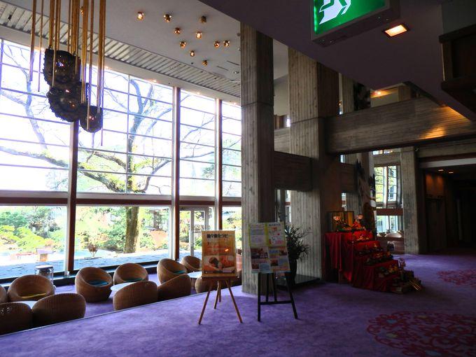 「東光園」の奇抜なデザインは有名建築家による設計