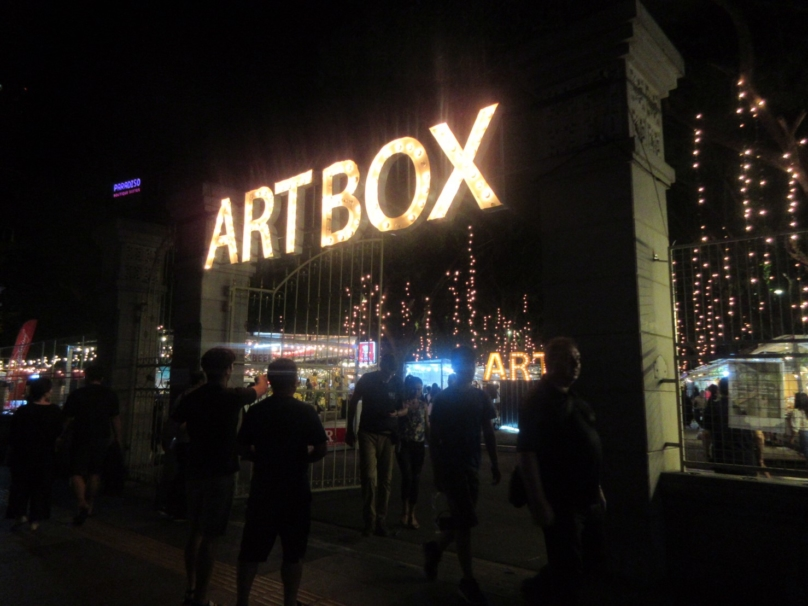 バンコクの若者に大人気!ARTBOX Thailand