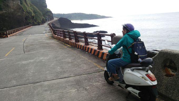 島内移動はレンタルバイクで!
