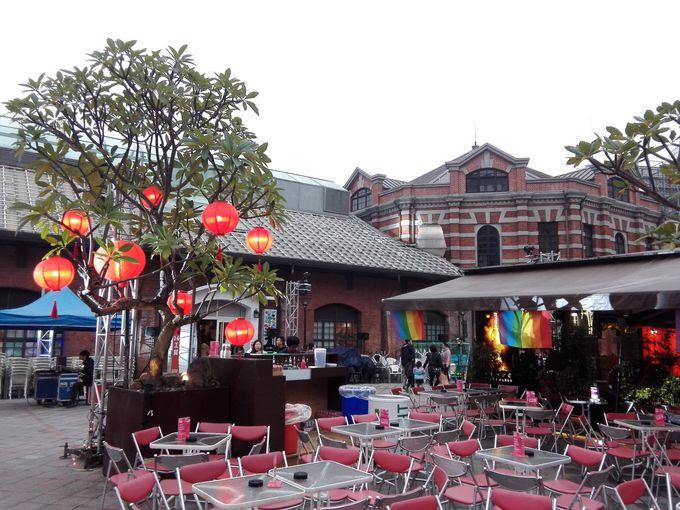 1.西門紅楼