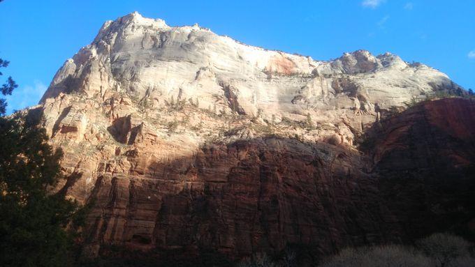全米国立公園での入場者数が常にトップ10入り!「ザイオン国立公園」