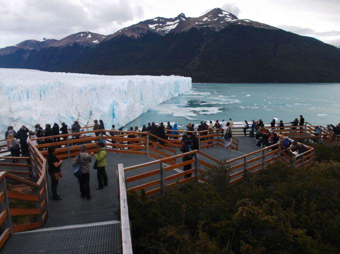 1.世界遺産のロス・グラシアレス国立公園「ぺリトモレノ氷河」