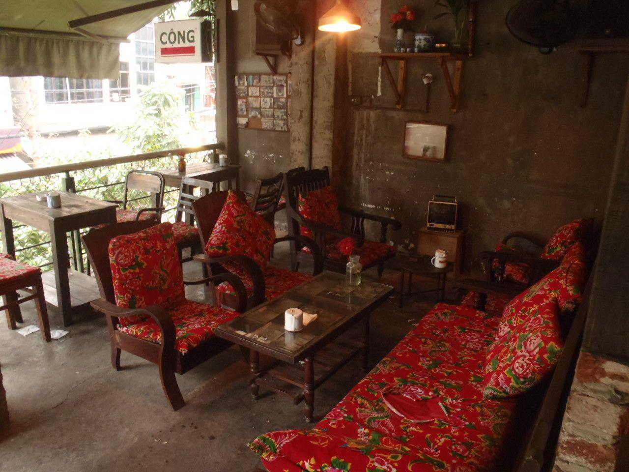3日目最終日:ハノイのレトロカフェでランチ・ドンスアン市場などでお土産探し