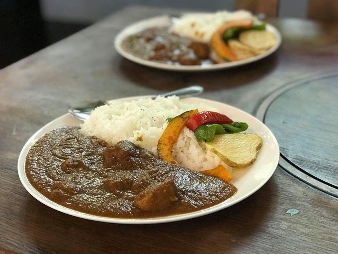 地元野菜や手作りのお米にこだわった食事メニュー