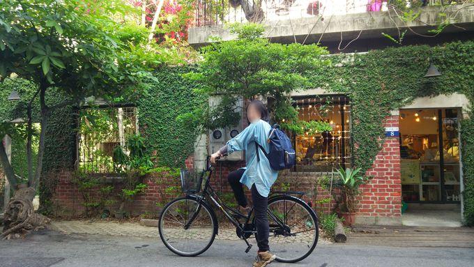 サイクリングの醍醐味!住民目線のコースを!