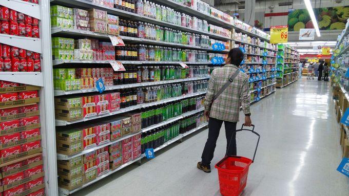 市民生活を垣間見る!地元倉庫型スーパー散策!