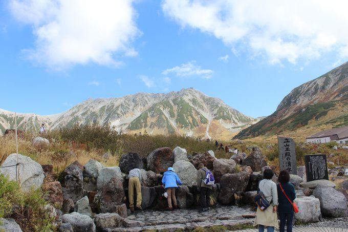 4.天狗平山荘までの楽々トレッキング