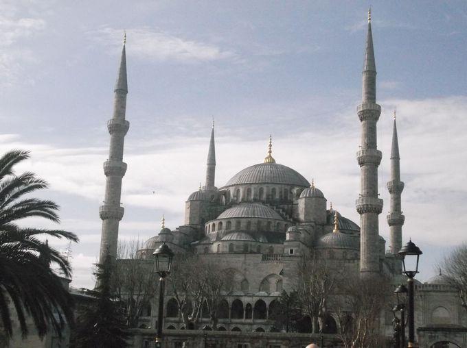 4.イスタンブール歴史地域