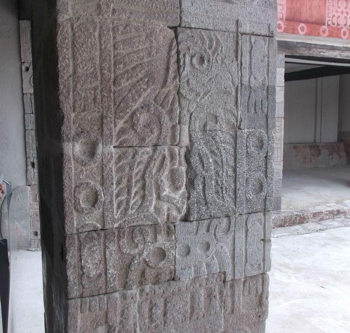 午前中:世界遺産のテオティワカン遺跡見学
