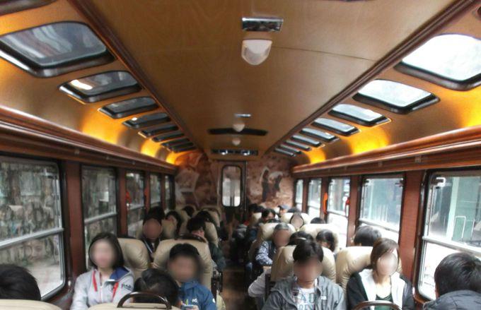 早朝:世界遺産の街「クスコ」から列車でゴー!