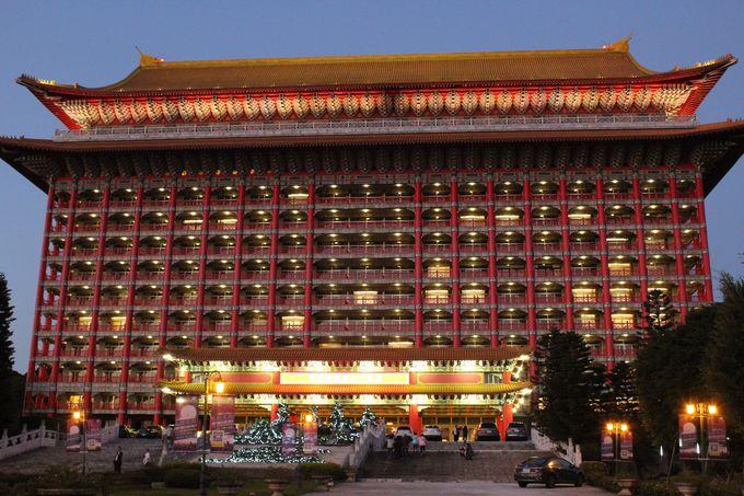 5.ザ・グランド・ホテル(圓山大飯店)