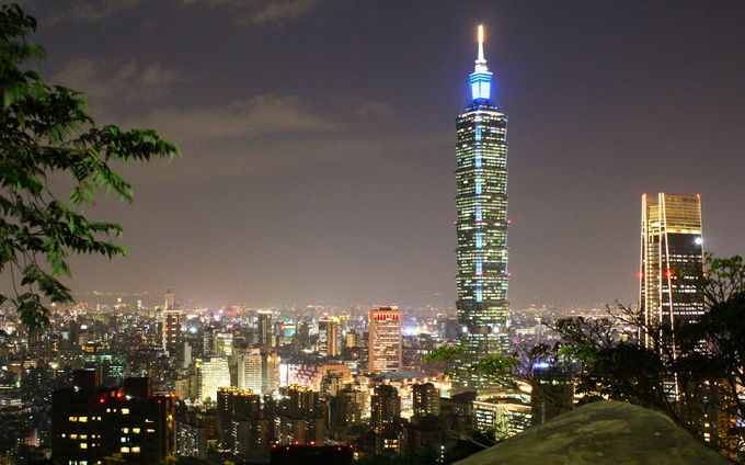 1.台北101タワー