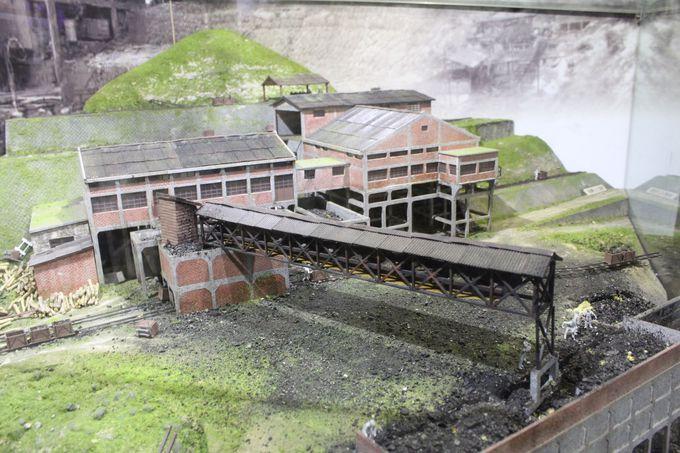 炭坑の歴史・文化・生活を知ることができる菁桐鉱業生活館