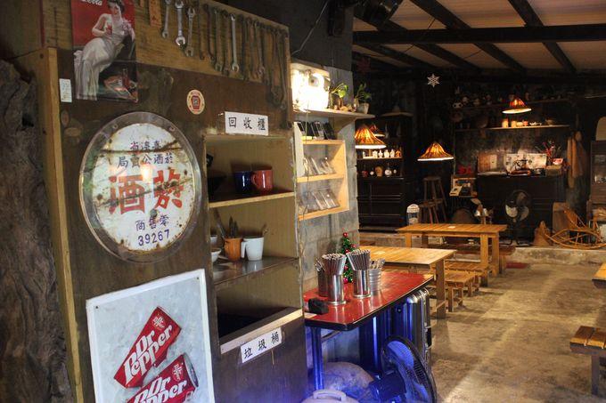 鉱夫弁当が食べられる紅宝鉱工食堂