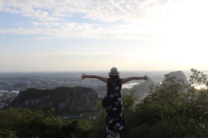 最高地点の山頂からの絶景!
