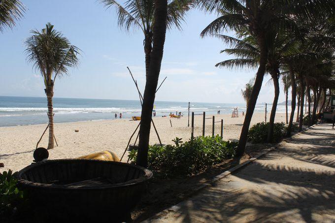 ミーケビーチ沿いホテルが選ばれる訳?