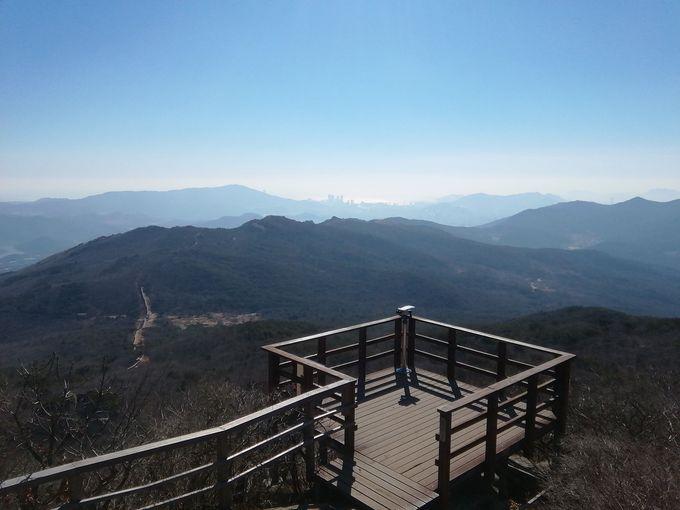 10.金井山/釜山近郊