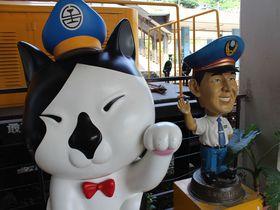 猫好き集まれ!台湾・平渓線「ホウトン駅」の猫村は猫尽くし