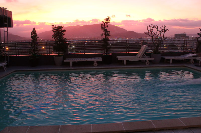 ニャチャン「ザサマーホテル」屋上プール付き2千円台でコスパ抜群