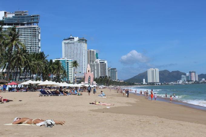 ビーチリゾートホテルでビーチまで徒歩5分!