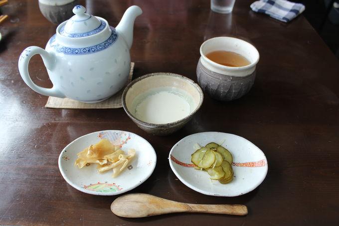 2.古民家リノベ「ここちカフェむすびの」のヘルシーランチ